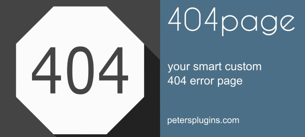 Plugins de WordPress - 404page