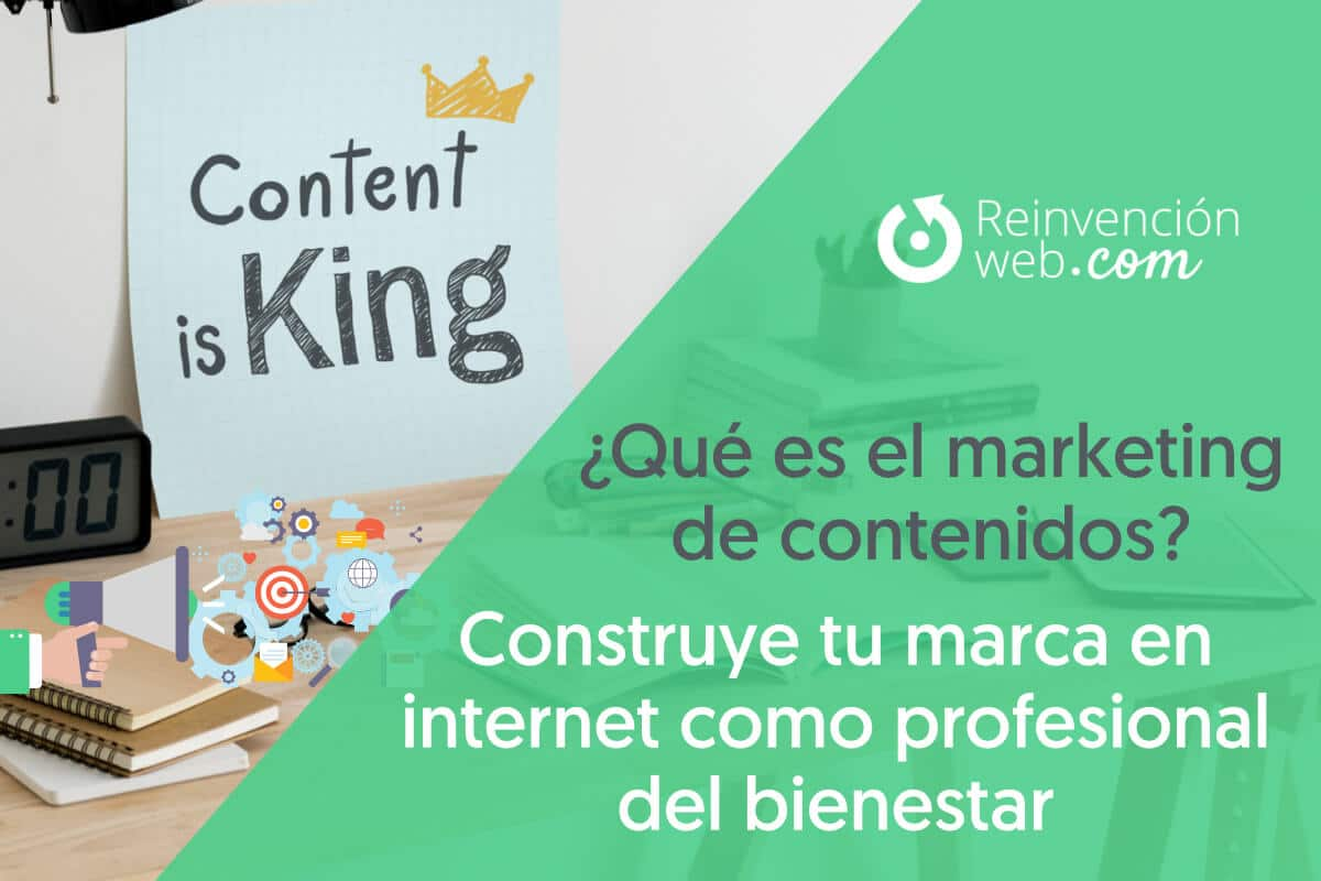 Marketing de contenidos - Foto de Portada