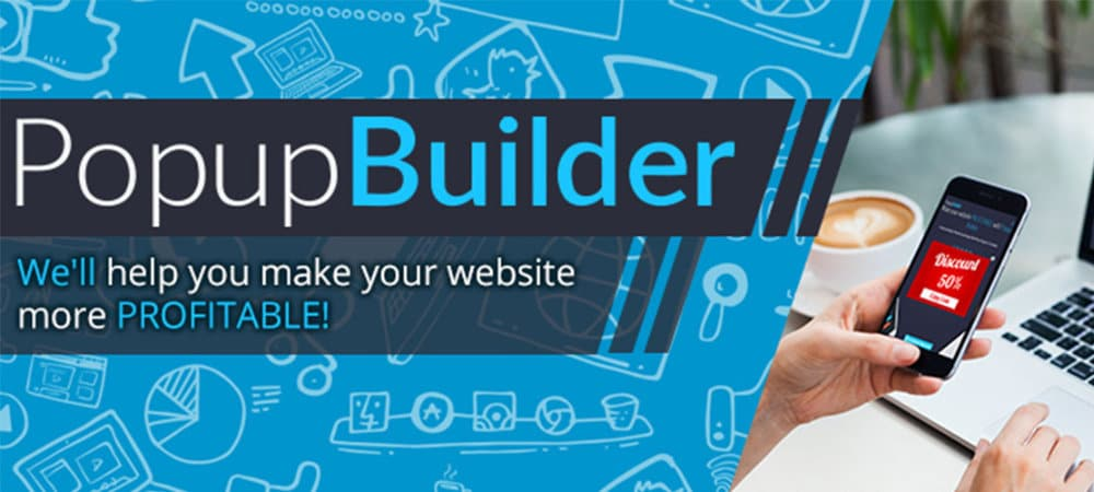 Plugins de WordPress - PopUp-Builder