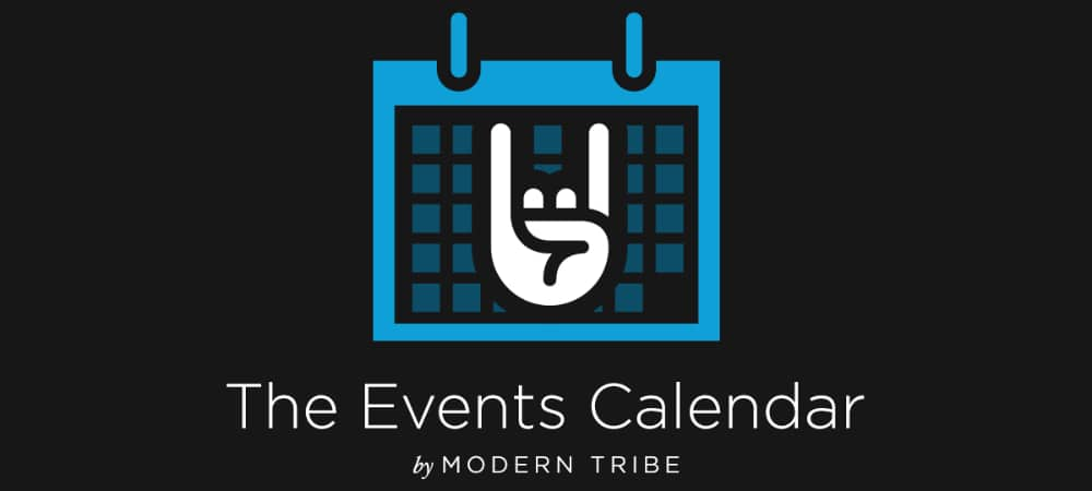 Plugins de WordPress - The-Events-Calendar