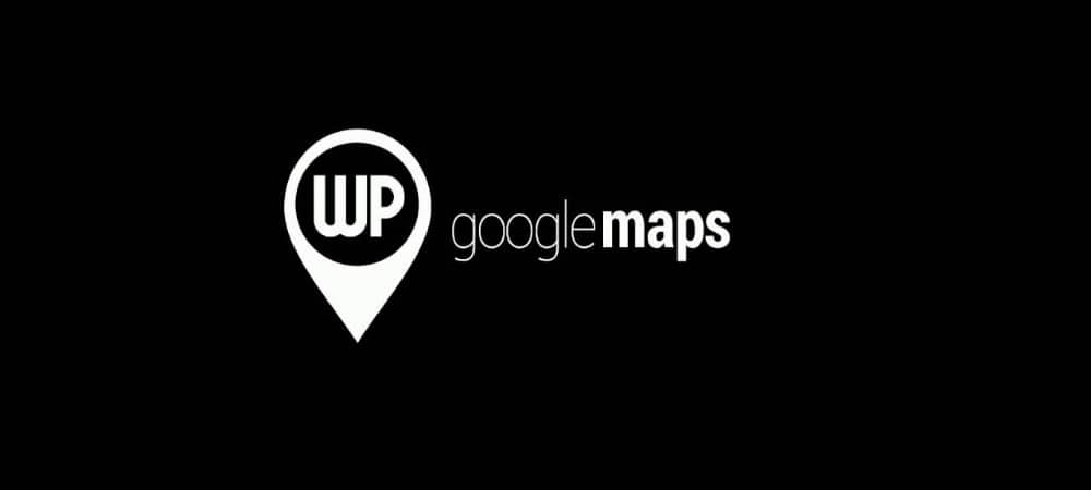 Plugins de WordPress - WPGoogle-Maps
