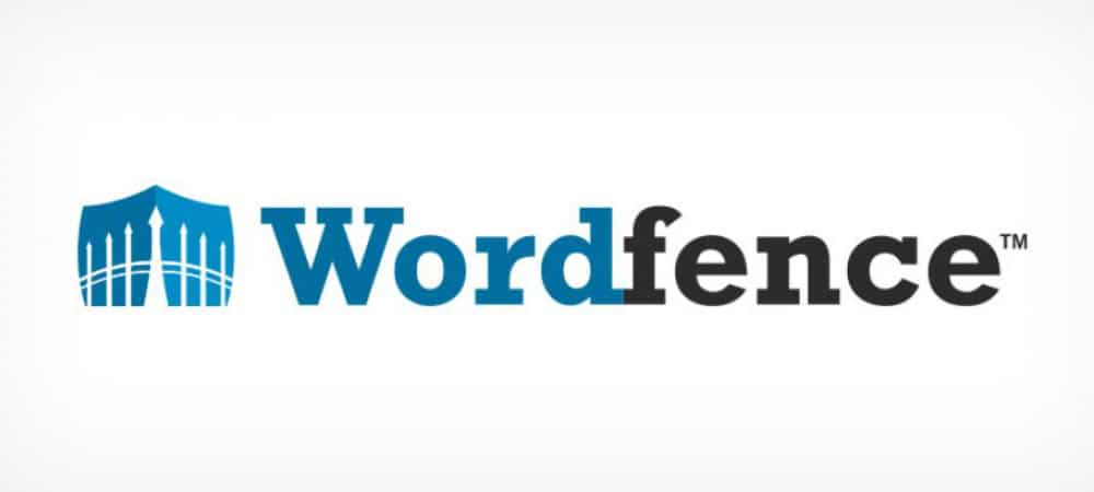 Plugins de WordPress - wordfence-security
